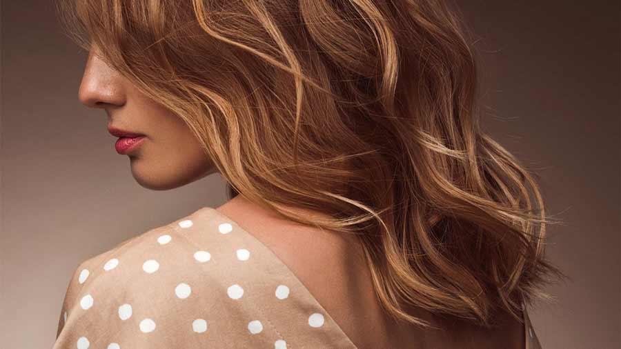 هایلایت مو-اکستنشن مو-یاسمن بیوتی-سالن زیبایی-اکستنشن مو کرج