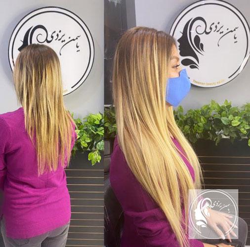 YasamanBeauty-YasamanYazdi-Hair Extension-Free Hair Extension