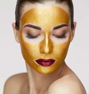 یاسمن یزدی-ماسک طلا-یاسمن بیوتی-اکستنشن مو