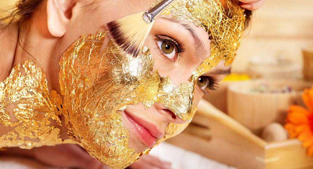 gold mask-yasaman yazdi-yasamanbeauty